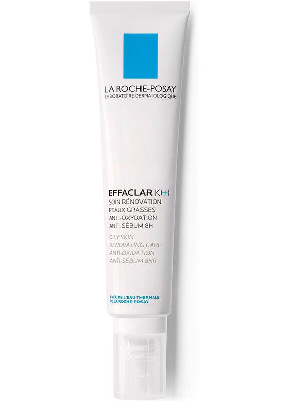 La-Roche-Posay Эмульсия для лица для жирной кожи Effaclar К+ 40 мл - фото 1