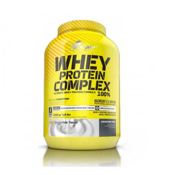 Olimp Whey Protein Complex 100 %, 2270 гр. - фото 1