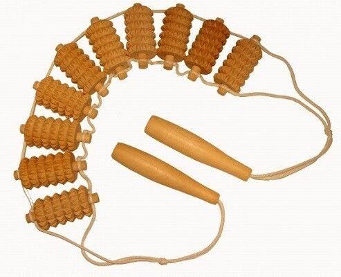Массажер Тимбэ Продакшен Массажер ленточный зубчатый арт. 3215 - фото 1