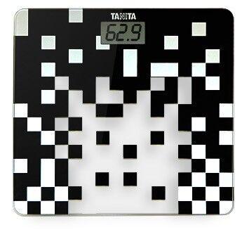 Tanita Весы электронные напольные HD-380 черные - фото 1