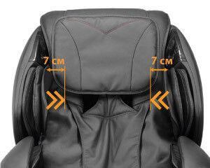 Массажер Casada Массажное кресло премиум-класса SkyLiner A300 (Скайлайнер А300) - фото 5