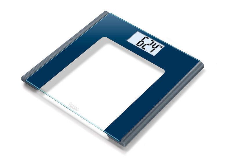 Beurer Весы напольные GS 170 Sapphire - фото 1