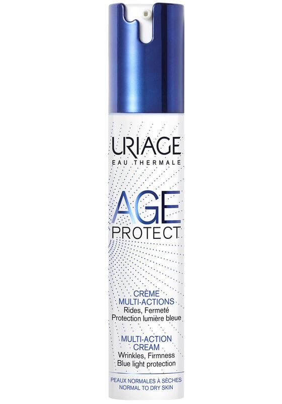 Uriage Крем для лица AGE PROTECT CREME MULTI-ACTIONS многофункциональный дневной 40 мл - фото 1