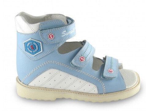 Sursil Ortho Ортопедические сандалии для мальчиков 15-251 - фото 5