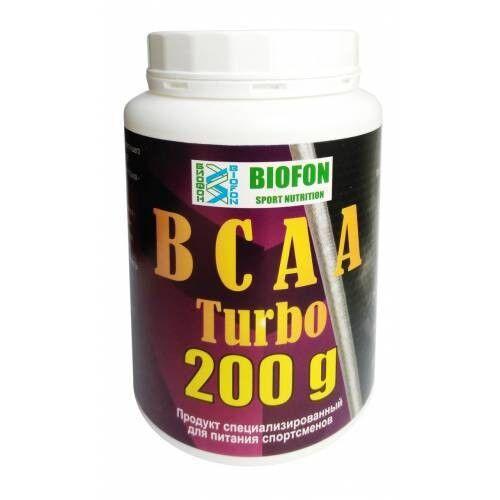 Биофон Bсaa Turbo 200 гр - фото 1