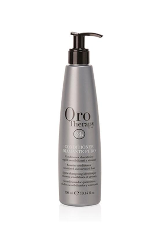 Fanola Кондиционер для чувствительной кожи головы Oro Therapy 24k Diamante Puro 300мл - фото 1