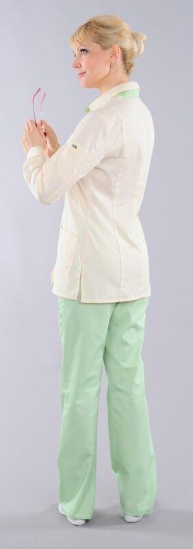 Доктор Стиль Блуза медицинская женская Николь (лс3233) - фото 4