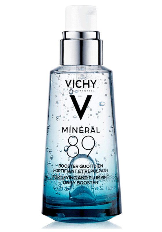 Vichy Гель-сыворотка MINERAL 89 для всех типов кожи 50 мл - фото 1