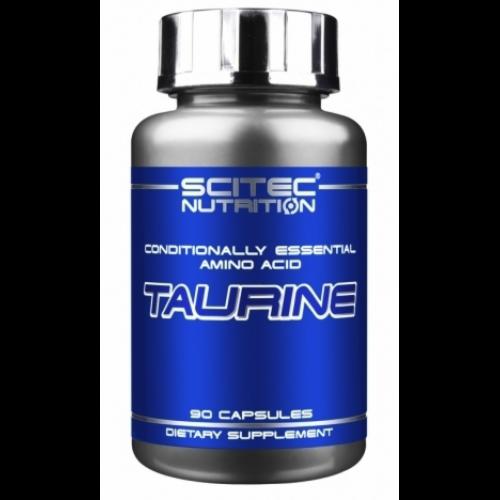 Scitec Nutrition Аминокислота Taurine 90 caps. - фото 1
