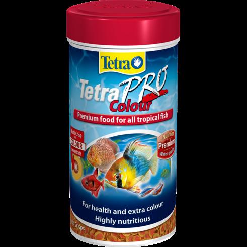 Tetra Корм для рыб TetraPro Colour - фото 1
