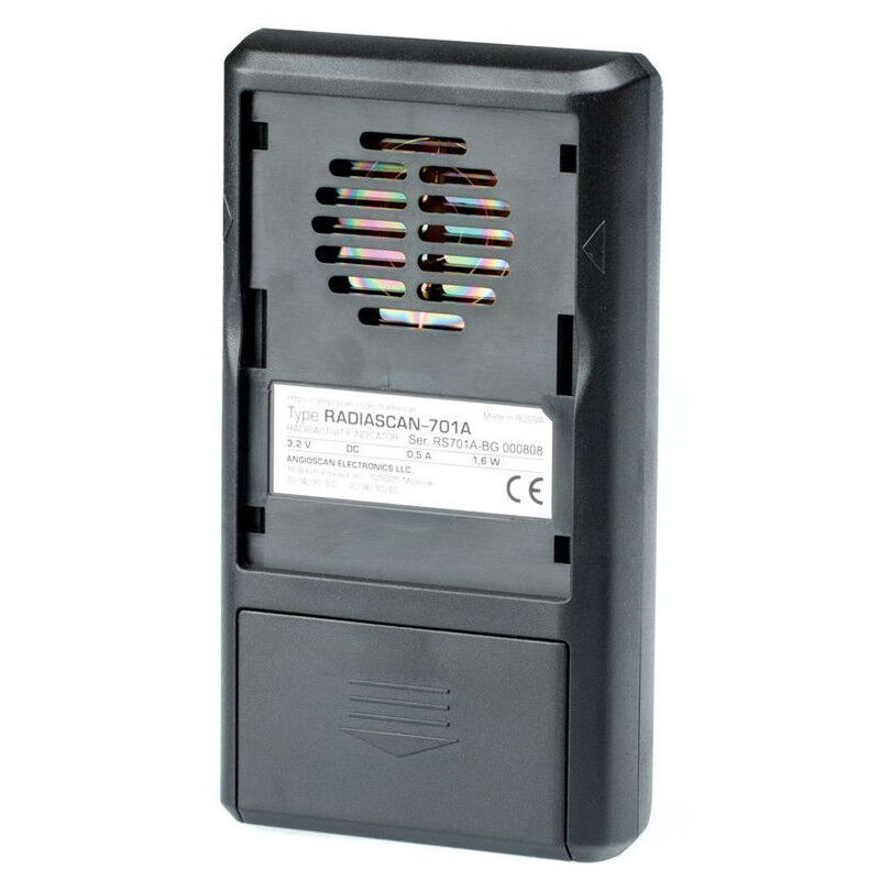 Ангиоскан-Электроникс Индикатор радиоактивности РадиаСкан-701 A - фото 3