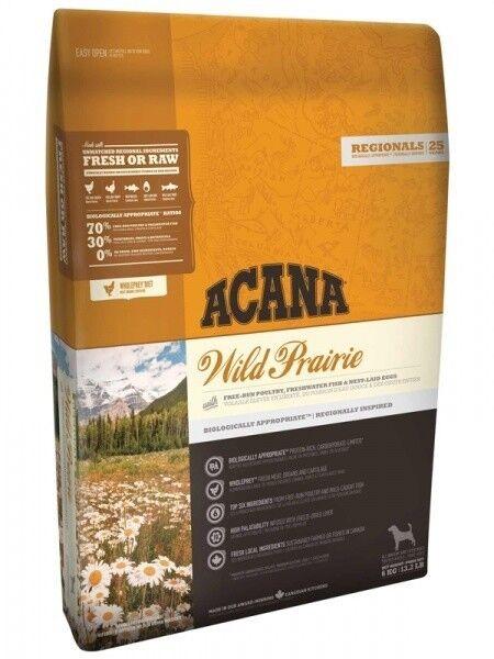 Acana Корм для собак Wild Prairie Dog (Курица) 11.4 кг - фото 1