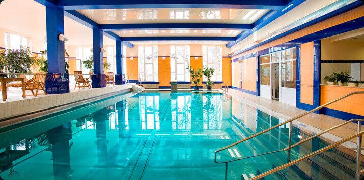 Отдых и оздоровление за рубежом Ibookmed Курорт Карловы Вары Отель Imperial 4* - фото 3