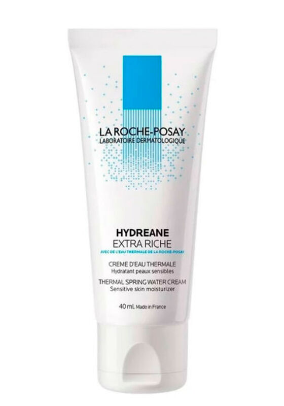 La-Roche-Posay Крем увлажняющий для кожи склонной к сухости Hydreane Экстра Риш 40 мл - фото 1