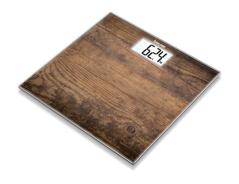 Beurer Весы напольные GS 203 Wood - фото 1