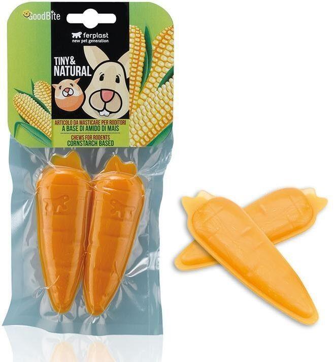 Ferplast Игрушка для грызунов TIN & NAT (Морковь) - фото 1