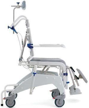 Санитарное приспособление Invacare Инвалидная коляска с туалетом Ocean Dual-Vip (под заказ) - фото 1