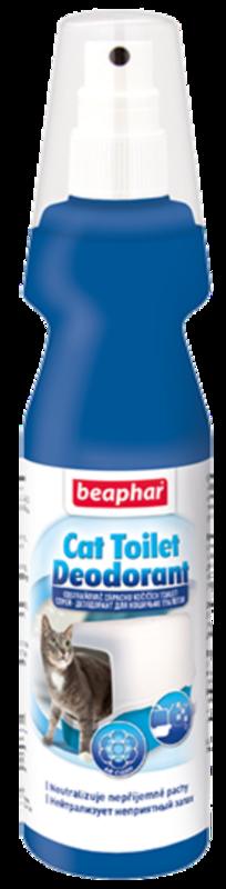 Beaphar Спрей Cat Toilet Deodorant, 150 мл - фото 1