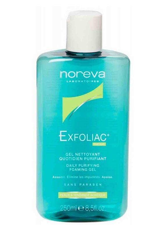 Noreva Гель Эксфолиак очищающий мягкий для ежедневной гигиены 250 мл - фото 1