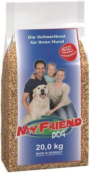 Bosch Сухой корм для собак MY FRIEND, со средним уровнем активности, 20 кг - фото 1