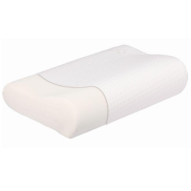 Подушка Тривес Ортопедическая подушка под голову с эффектом памяти ТОП-117 - фото 1