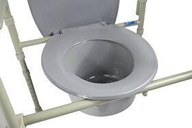 Санитарное приспособление Valentine I. LTD Кресло-туалет складной 10580 - фото 3