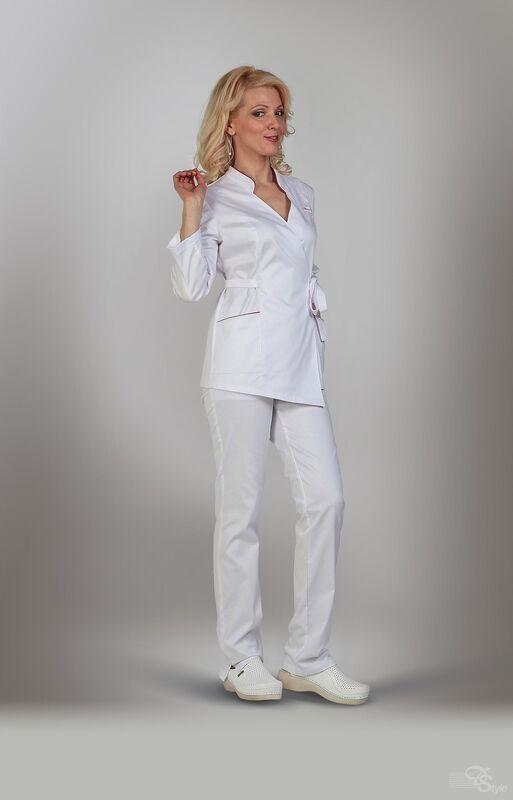 Доктор Стиль Блуза женская Алиса (лл2230) - фото 2
