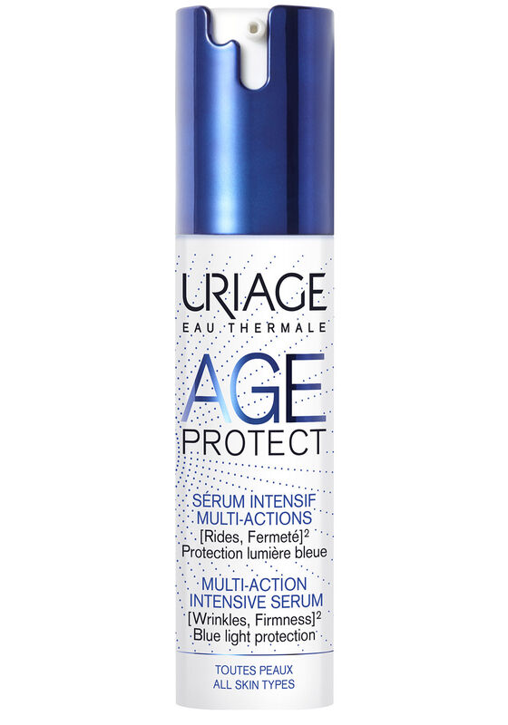 Uriage Сыворотка для лица AGE PROTECT SERUM INTENSIF MULTI-ACTIONS многофункциональная интенсивная 30 мл - фото 1