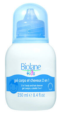 Biolane Гель для купания и шампунь 2 в 1 для детей с 3-х лет - фото 1