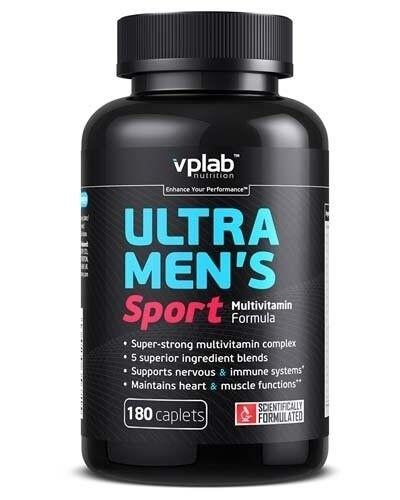 VPLab Ultra Men's Sport, 180 капс. - фото 1
