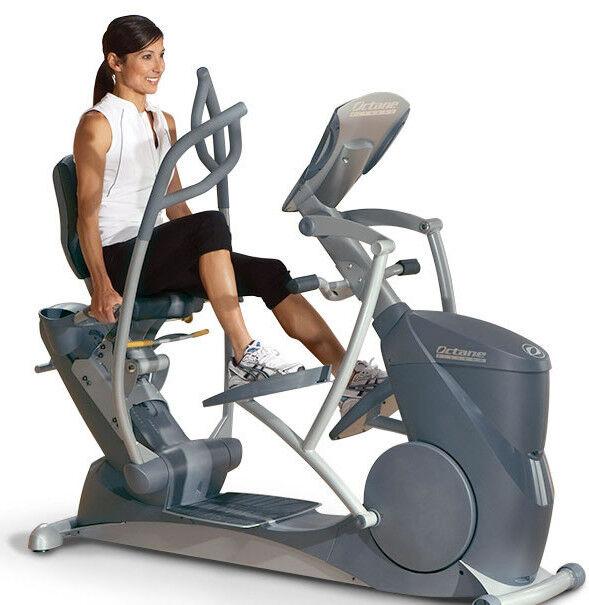 Эллиптический тренажер Octane Fitness xR6000 Touch - фото 1