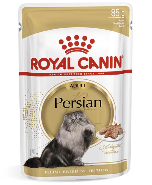 Royal Canin Persian Adult (в паштете) 85 гр. х 12 шт. - фото 1