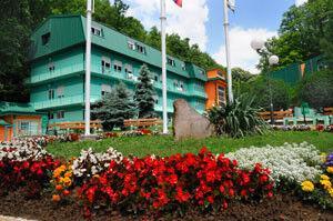 Отдых и оздоровление за рубежом МедКурортТУР Атомска Баня Отель Вуалин 4* - фото 1