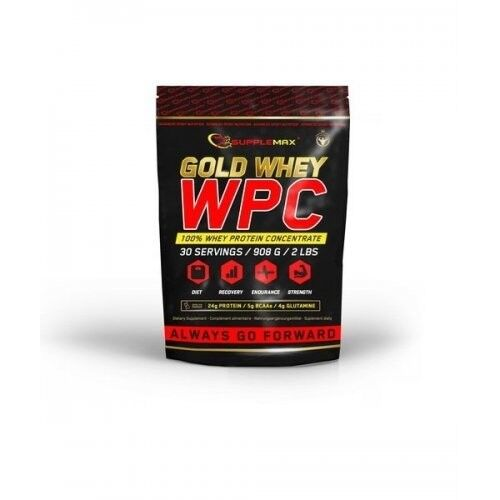 Supplemax Gold Whey 900 гр - фото 1