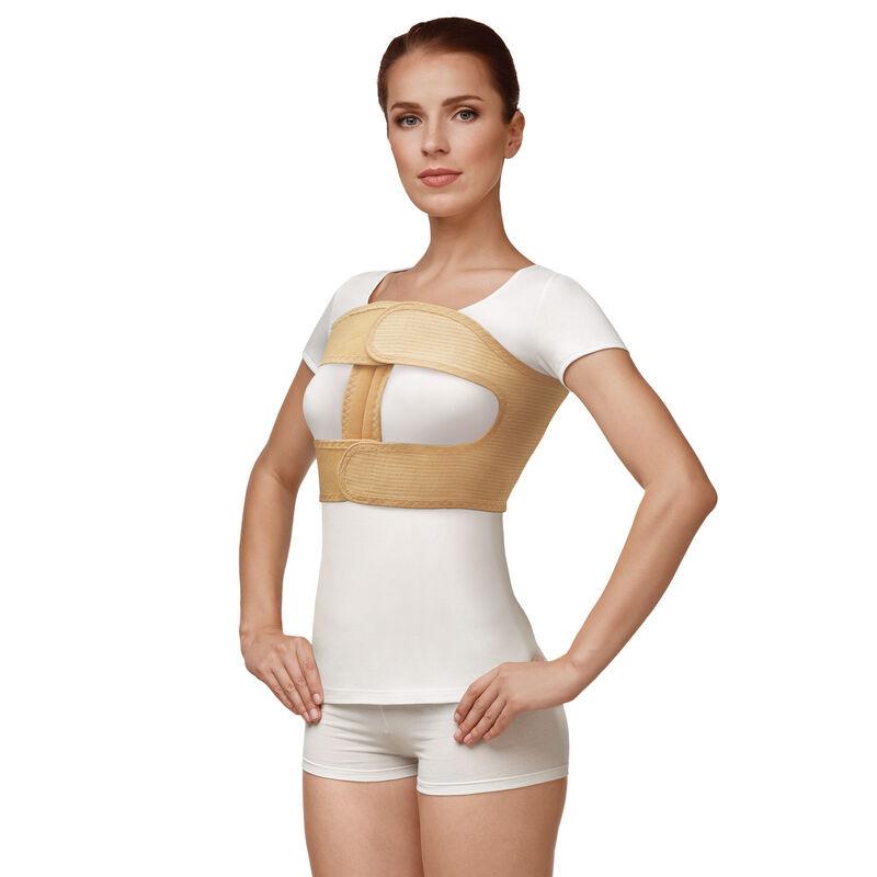 Польза Бандаж фиксирующий по линии груди женский, 0217 - фото 1