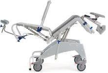 Санитарное приспособление Invacare Инвалидная коляска с туалетом Ocean Dual-Vip (под заказ) - фото 3