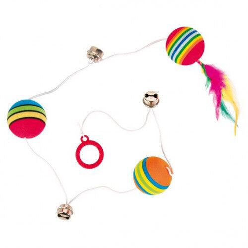 Trixie Игрушка «Радужные шарики» - фото 1