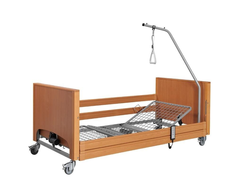 ELBUR Кровать функциональная 4-х секционная с электроприводом PB 337 - фото 1