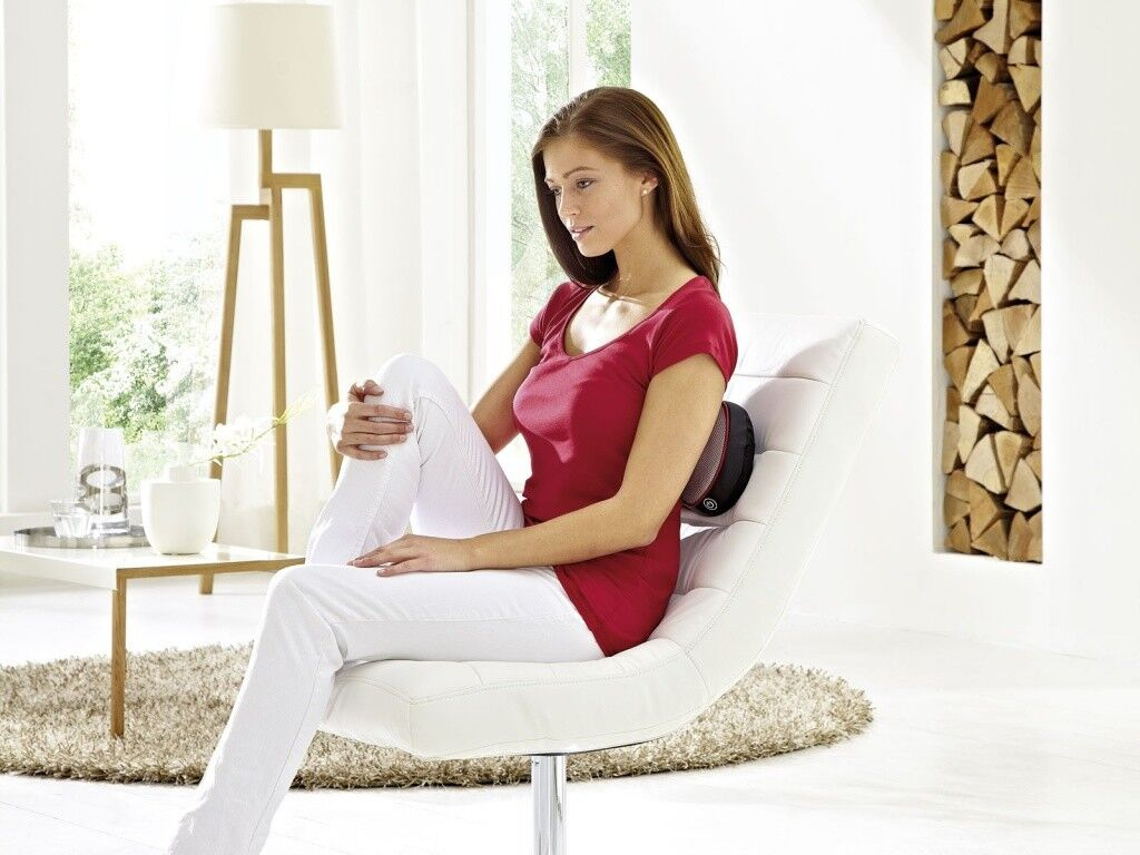 Массажер Casada Компактная массажная подушка Miniwell (Минивелл) - фото 8