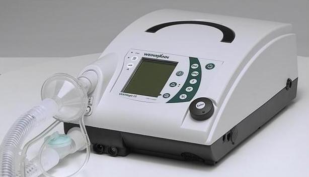 Медицинское оборудование Weinmann Аппарат искусственной инвазивной и неинвазивной вентиляции легких VENTiLogic LS - фото 1