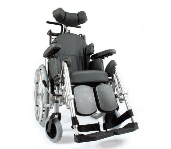 MDH Sp. z o.o. Кресло-коляска инвалидная многофункциональная SUPPORT - фото 1