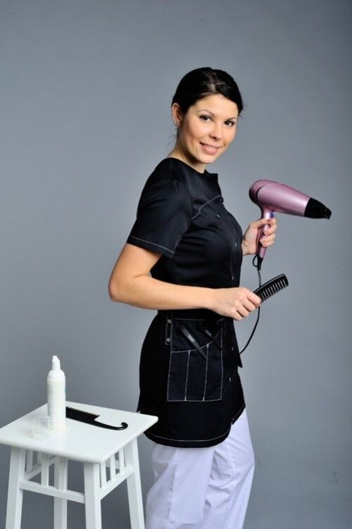 Доктор Стиль Блуза женская Косметолог-Стилист (лу1228) - фото 1