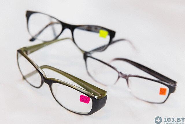 Очки Касияна Очки корригирующие в пластмассовой оправах - фото 14