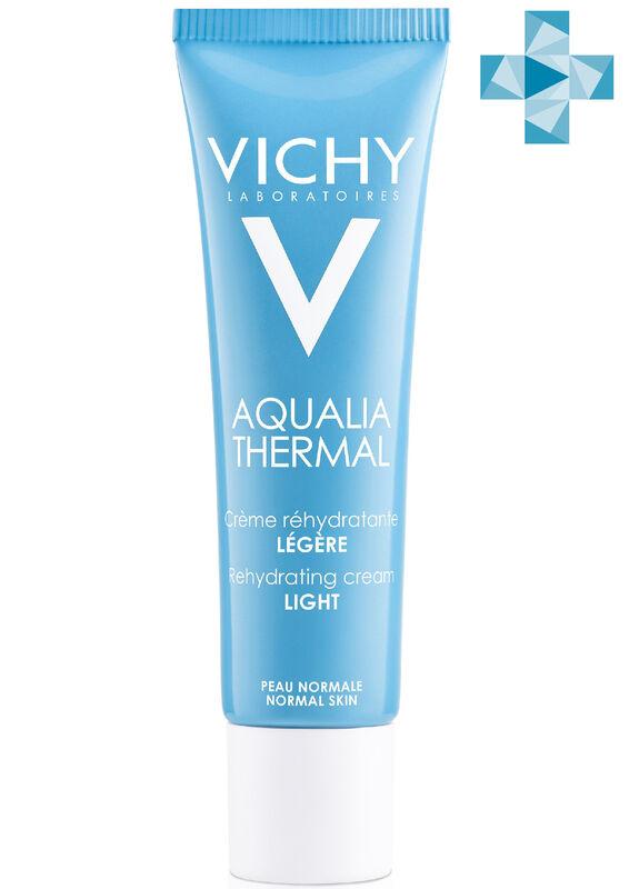 Vichy Крем Aqualia Thermal для нормальной кожи, 30 мл - фото 1