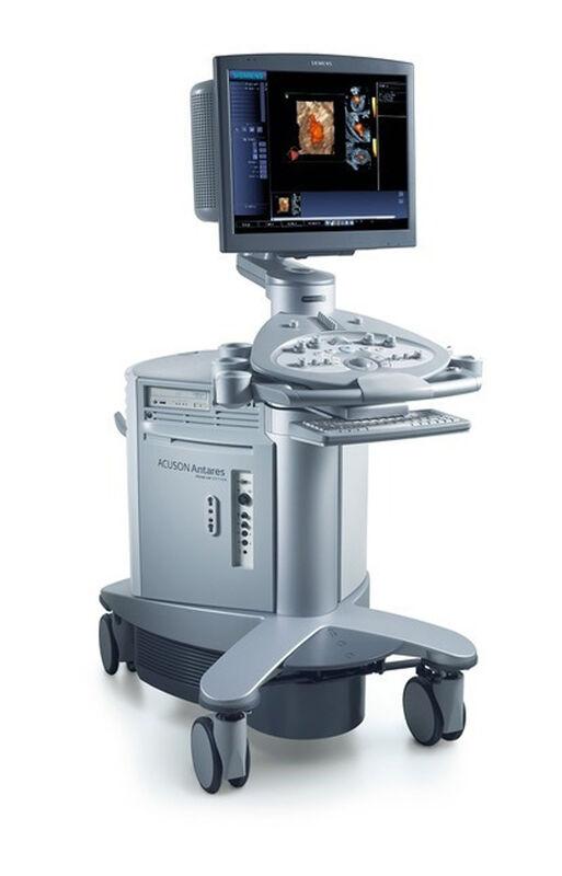 Медицинское оборудование Siemens Ультразвуковой сканер Acuson Antares - фото 1