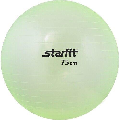 Starfit Мяч гимнастический GB-105 75 см green - фото 1