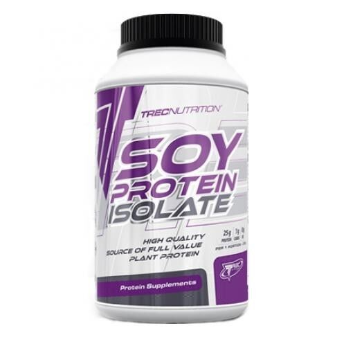 Trec Nutrition Soy Protein Isolate 650 гр - фото 1