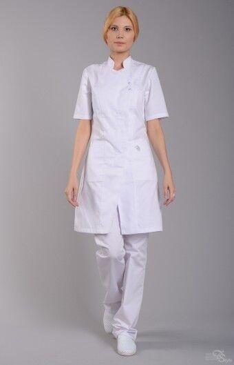Доктор Стиль Блуза медицинская женская Восток (лл2223) - фото 1