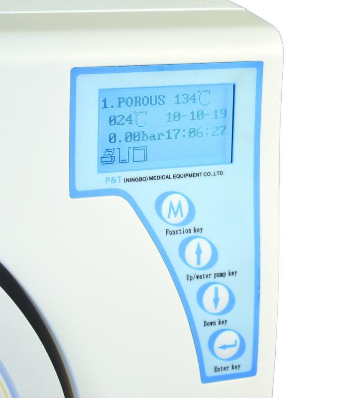Стоматологическое оборудование P&T Medical Автоклав BTD23L-A - фото 5