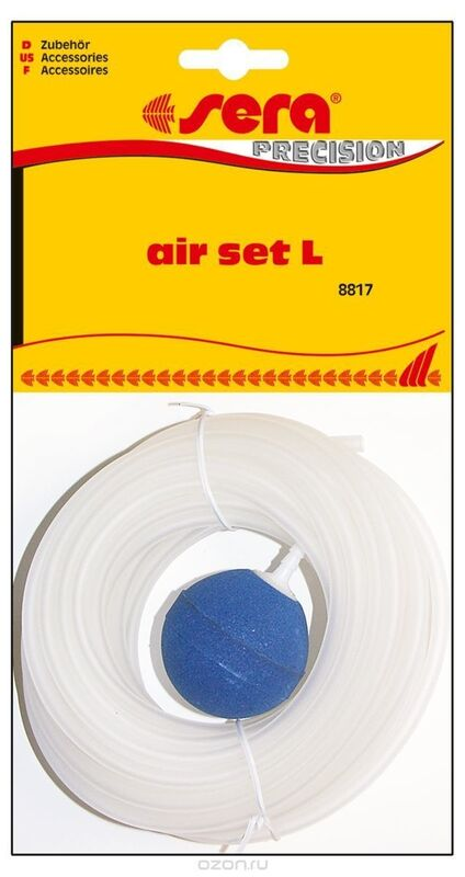 Sera Набор аксессуаров для компрессора Air Set L - фото 1